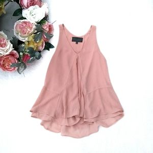 SALE! Anthropologie Sunday in Brooklyn Tiered Tank